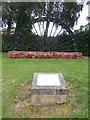 SK4982 : Miner's Wheel in Kiveton Park by Jonathan Clitheroe