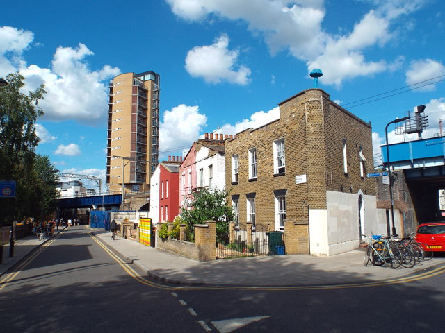 Martello Street, Hackney