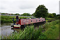 SK4643 : Canal boat Trent Weaver on the Erewash Canal by Ian S