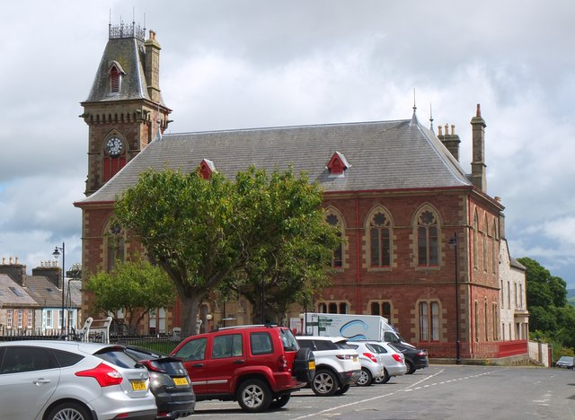 Town Hall, Wigtown