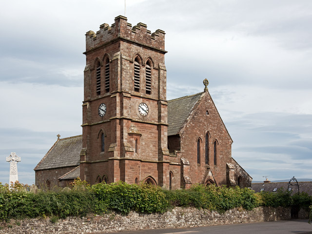 Church of St Kentigern, Irthington