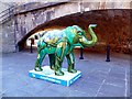 SK3587 : Herd of Sheffield: Forest Spirit by Graham Hogg