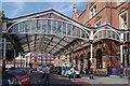TQ2781 : Marylebone Station Cab Rank by Glyn Baker