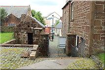 NS4927 : Gateway to Castle Street by Billy McCrorie