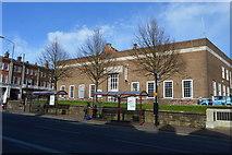 TQ5839 : Tunbridge Wells Library, Museum & Art Gallery by N Chadwick
