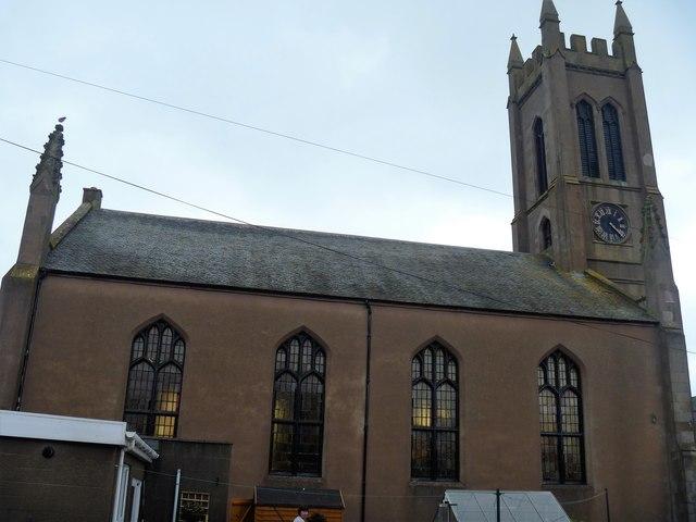 Parish kirk