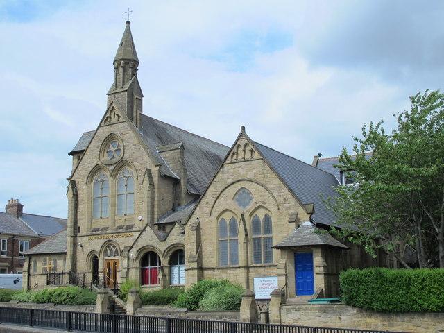 Westgate Hill Baptist Church, Westgate Road, NE4 (2)