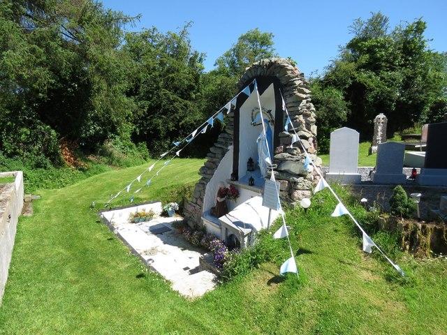 A Holy Well near Ballylanders