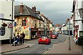 SO6024 : Brookend Street, Ross-on-Wye by Jonathan Billinger