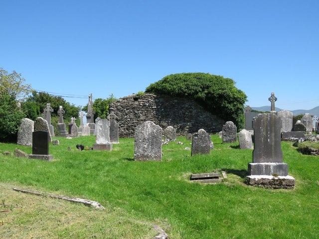 Ballingarry Churchyard