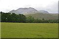 NH0362 : Beinn Eighe from Incheril by Nigel Brown