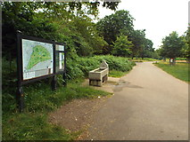 TQ1971 : Richmond Park by Malc McDonald