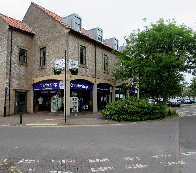 DEBRA charity shop, Nailsea
