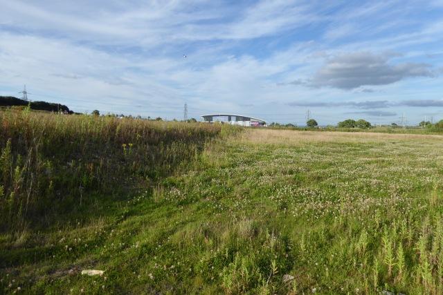 Undeveloped Heslington East and Sports Village