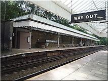 SD9926 : Hebden Bridge Railway Station by JThomas