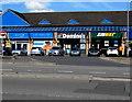 ST3090 : Domino's Pizza, Malpas, Newport by Jaggery
