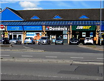 ST3090 : Domino's Pizza, Malpas, Newport by Jaggery