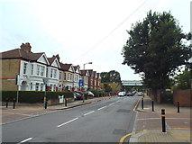 TQ2473 : Granville Road, near Southfields by Malc McDonald
