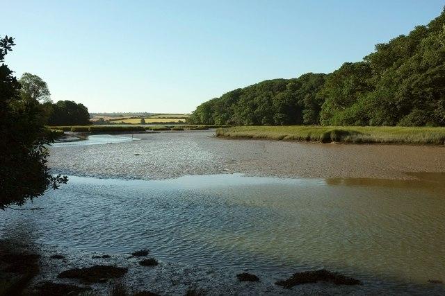 Lamorran Creek