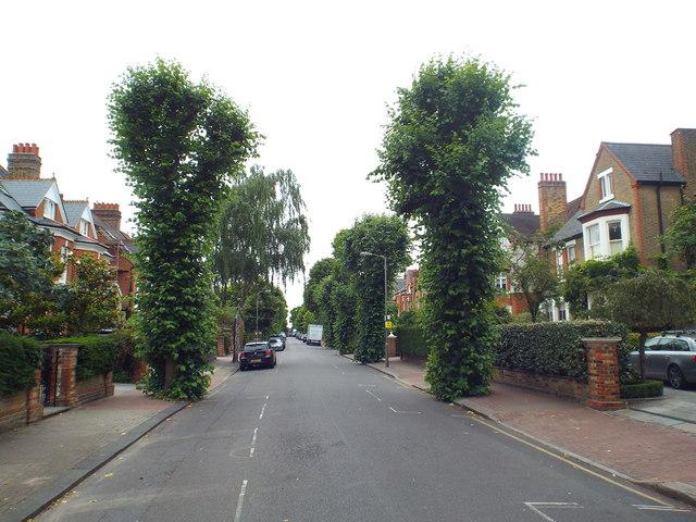 Westover Road, Wandsworth