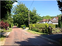 TQ5359 : Hillydeal Road, Otford by Chris Whippet