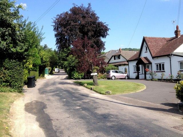 Greenhill Road, Otford