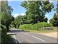 TQ5260 : Shoreham Road, Otford by Chris Whippet