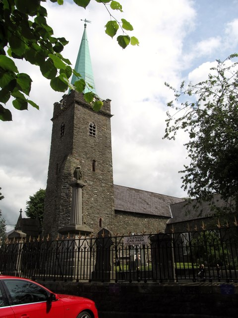 The Parish Church of St Nicholas