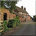SK5042 : Strelley: Old Rectory Farm by John Sutton