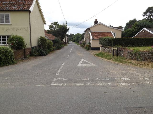 Fen Street, Hopton