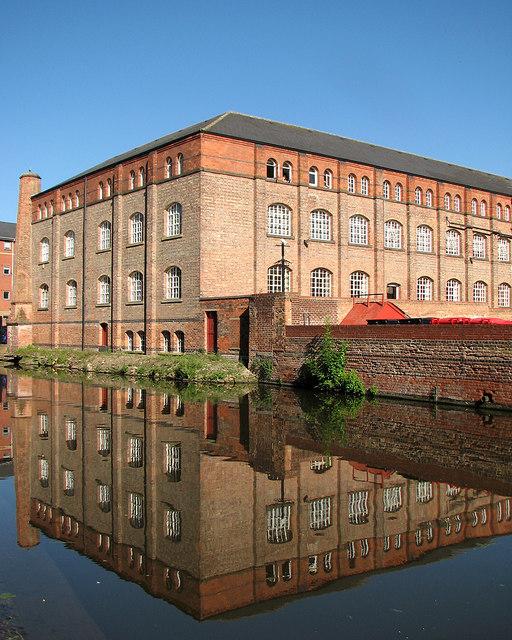 A Watson Fothergill factory