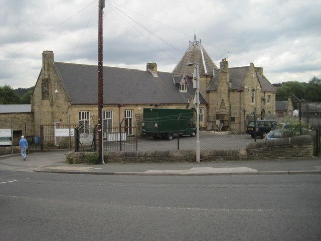 Shipley & Windhill railway station (site), Yorkshire