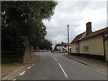 TL9979 : C636 Nethergate Street, Hopton by Adrian Cable
