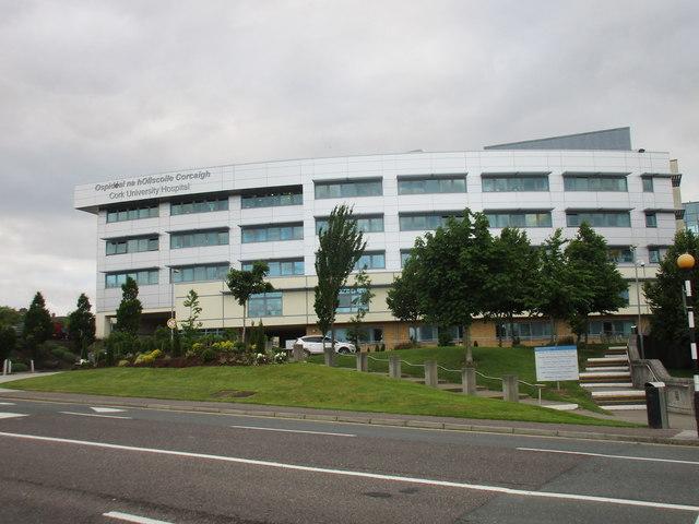 Cork University Hospital © Jonathan Thacker cc-by-sa/2 0 :: Geograph