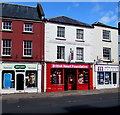 SO5012 : British Heart Foundation charity shop, Monmouth by Jaggery