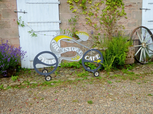 Greystoke Cycle Cafe