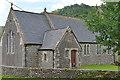 NY5002 : Long Sleddale parish church of St. Mary's by Nigel Brown