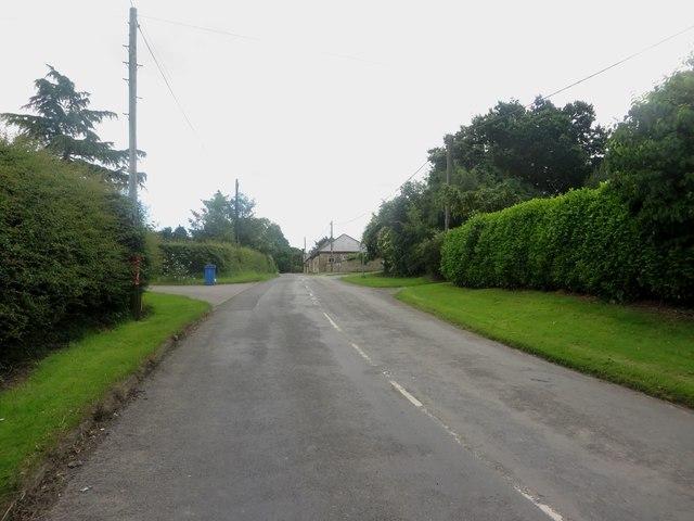 Minor road, Tranwell