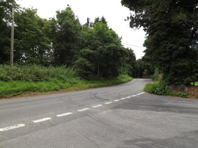 B1111 Hopton Road, Blo' Norton