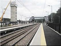 SE2436 : Kirkstall Forge railway station, Yorkshire by Nigel Thompson