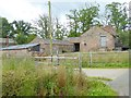 NY4436 : Crown Farm, Unthank by Oliver Dixon