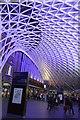 TQ3083 : Kings Cross Concourse by N Chadwick