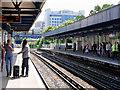 SU4112 : Southampton Central Station Platforms 3 and 4 by David Dixon