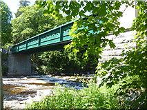 NO2694 : Crathie Bridge [2] by Michael Dibb