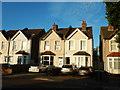 TQ1968 : New Malden - Houses on Kingston Road by James Emmans