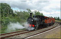 SO6302 : Beattie Well Tank At Lydney Junction by Mary and Angus Hogg