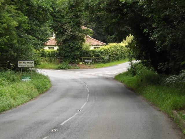 B1111 Common Road, Blo' Norton