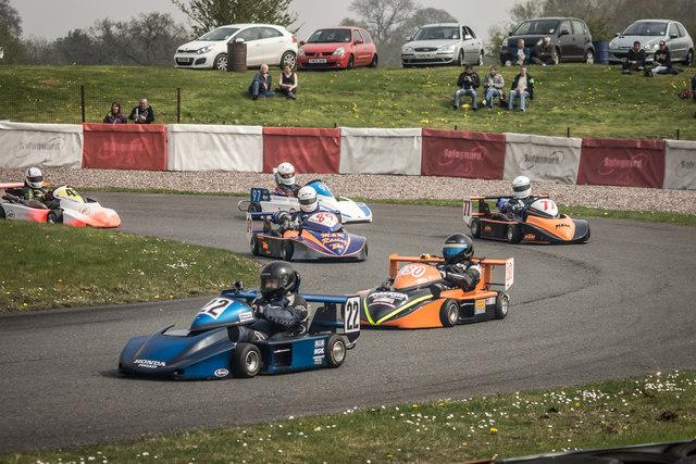 Darley Moor Race Track