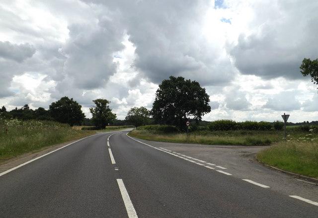 B653 Marford Road, Waterend, Wheathampstead