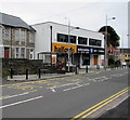 ST3187 : Kingsway bus stop and shelter, Newport by Jaggery